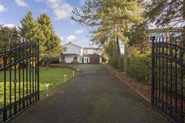 Thumbnail Detached house for sale in Eastern Way, Darras Hall, Ponteland, Northumberland