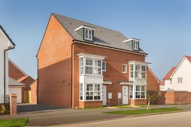 Thumbnail Town house to rent in Henry Lock Way, Kingley Gate, Littlehampton