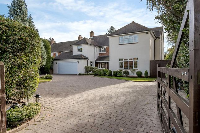 Thumbnail Detached house for sale in Wyvern Road, Sutton Coldfield