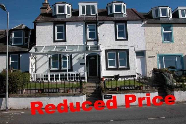 Terraced house for sale in Shore Road, Glencaple, Dumfries