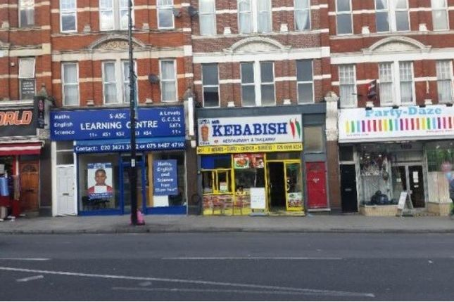 Thumbnail Restaurant/cafe for sale in Sydenham Road, London