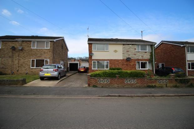 Thumbnail Semi-detached house to rent in Blackfriars, Rushden