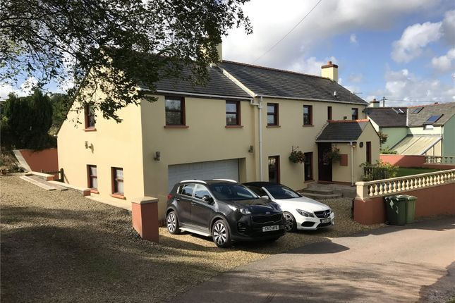 Thumbnail Detached house for sale in Swallows Rest, Upper Nash, Pembroke