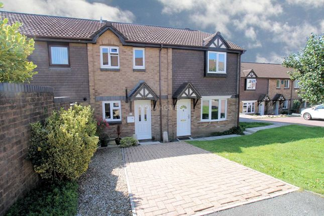Thumbnail Terraced house for sale in Bakers Close, Plympton