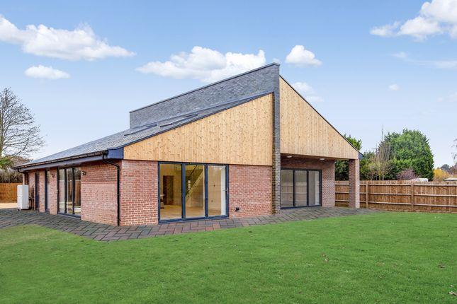 Thumbnail Detached bungalow for sale in Park Lane, Gamlingay, Sandy