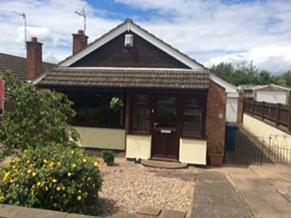 Thumbnail Detached bungalow for sale in Rowan Drive, Keyworth, Nottingham, Nottinghamshire