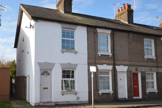 Thumbnail End terrace house for sale in High Street, Northchurch, Berkhamsted