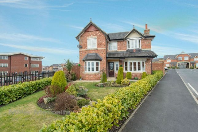 Thumbnail Detached house for sale in Aspinall Close, Horwich, Bolton