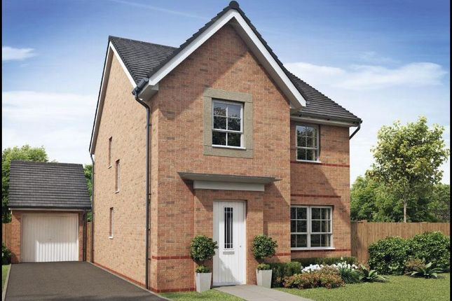 "Thumbnail Detached house for sale in ""Kingsley"" at Heol Ty-Maen, Bridgend"