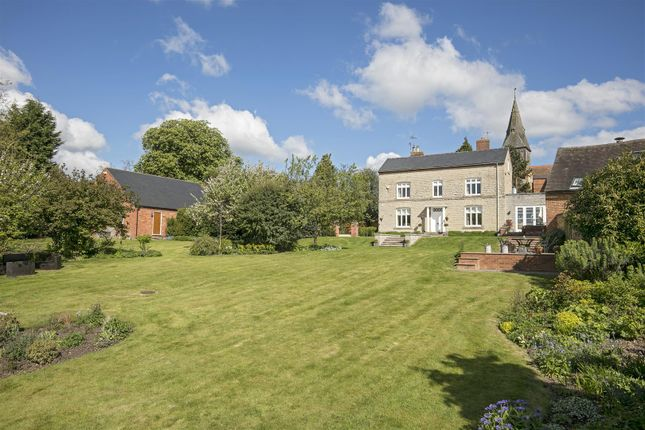 Thumbnail Detached house for sale in Church Bank, Temple Grafton, Alcester, Warwickshire