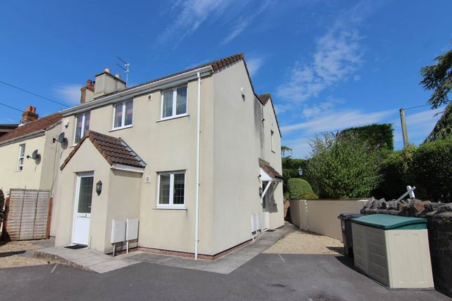 Thumbnail Flat to rent in Ebdon Road, Worle, Weston-Super-Mare