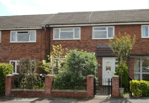 Thumbnail Terraced house to rent in Matravers Road, Malvern, Worcestershire