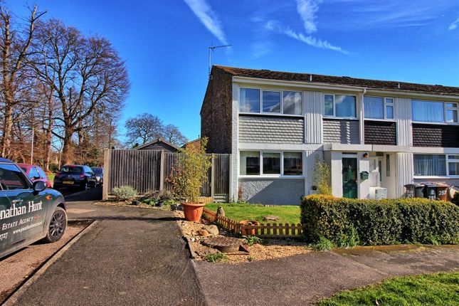 Thumbnail End terrace house for sale in Monks Walk, Buntingford