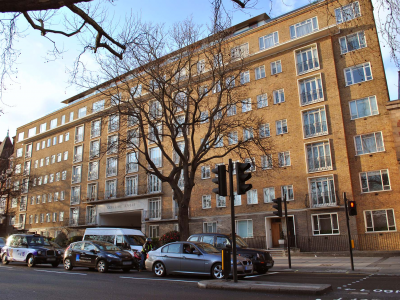 2 bed flat for sale in Caroline House, Bayswater Road, London