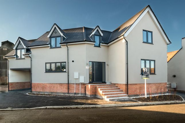 Thumbnail Detached house for sale in Rectory Place, Barton-In-Fabis, Nottingham