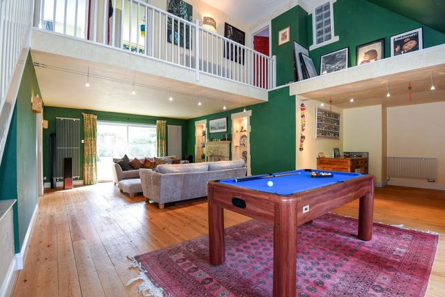 Thumbnail Detached house to rent in Soldiers Rise, Finchampstead