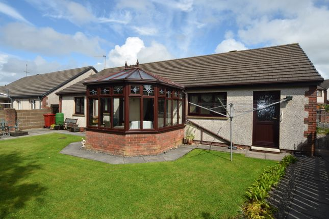 Thumbnail Detached bungalow for sale in Plover Close, Askam-In-Furness