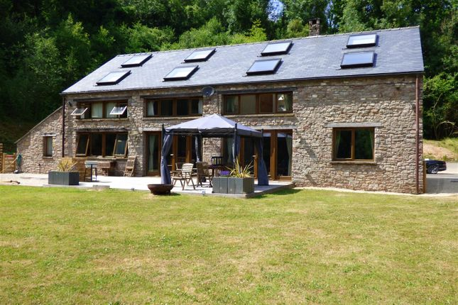 Thumbnail Property for sale in Rose, Well Lane, Llanvair Discoed, Chepstow