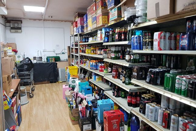 Thumbnail Retail premises for sale in Balham High Road, 7 Days Food & Wine