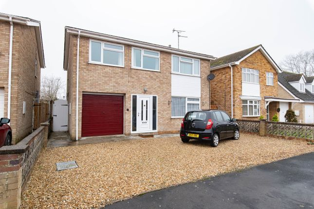 4 bed detached house for sale in Priestley Close, Kirton, Boston PE20