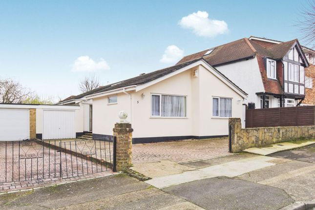 Thumbnail Detached bungalow for sale in Dryhill Road, Belvedere