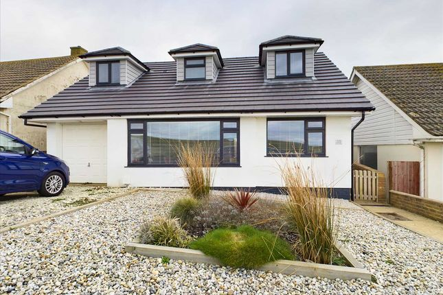 Thumbnail Detached house for sale in Gorham Way, Telscombe Cliffs, Peacehaven