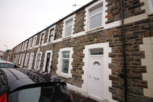 Thumbnail Terraced house to rent in Letty Street, Cathays, Cardiff