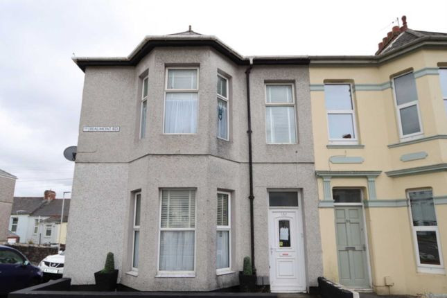 4 bed end terrace house for sale in Beaumont Road, Plymouth PL4