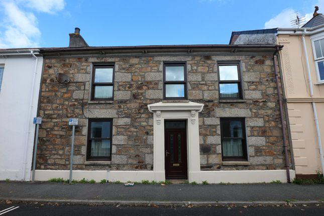 Thumbnail Terraced house for sale in Basset Street, Camborne