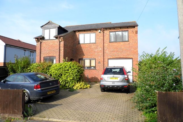 Thumbnail Detached house to rent in Aylesbury Road, Bierton