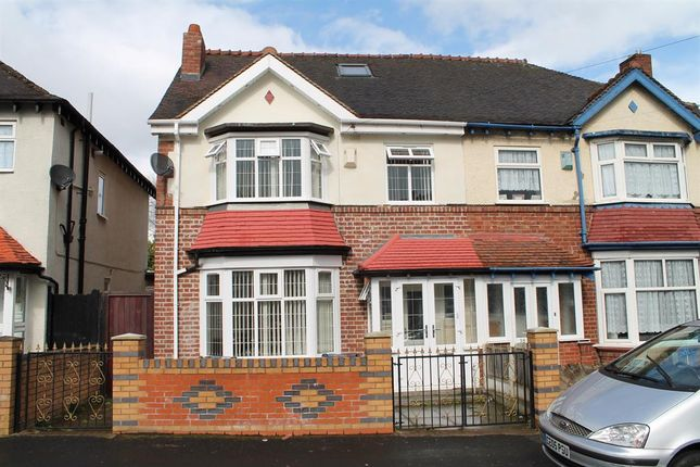 Thumbnail Semi-detached house for sale in Upper Grosvenor, Birmingham