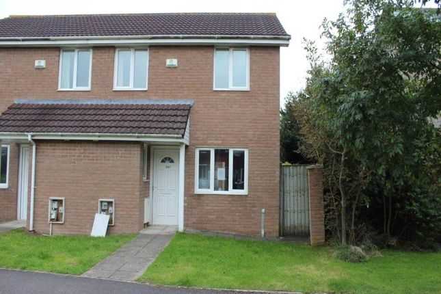 Thumbnail Property to rent in Blackthorn Gardens, Worle, Weston-Super-Mare