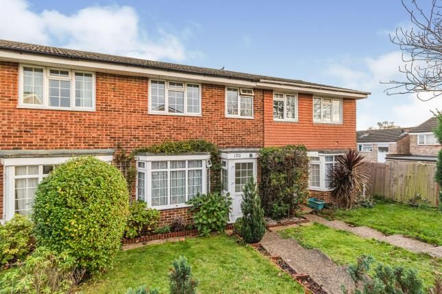 3 bed terraced house for sale in Chantry Road, Chessington KT9