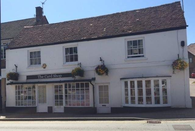 Thumbnail Retail premises for sale in High Street, Storrington, Pulborough