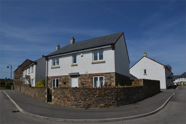 Thumbnail Detached house for sale in Fairfields, Probus, Truro