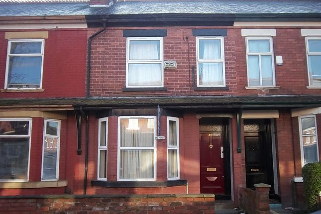 Thumbnail Terraced house to rent in Whitby Road, Manchester