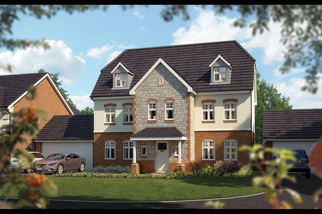 "Thumbnail Property for sale in ""The Kingsbury"" at Devon, Bovey Tracey"