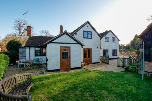Thumbnail Cottage for sale in Plough Lane, Bramshill, Hook