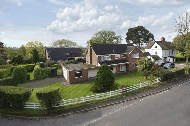Thumbnail Detached house for sale in Vicarage Road, Penn, Wolverhampton