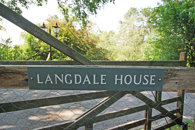 Langdale House of Mearse Lane, Barnt Green, Birmingham B45