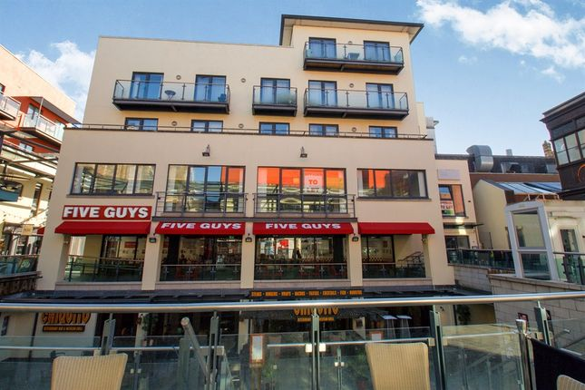 Thumbnail Flat for sale in Caroline Street, The Old Brewery Quarter, Cardiff