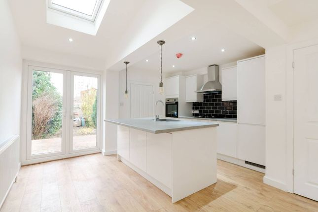 Thumbnail Terraced house for sale in Burgess Road, Sutton