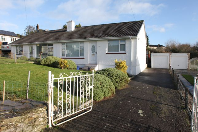 Thumbnail Semi-detached bungalow to rent in Bere Alston, Yelverton