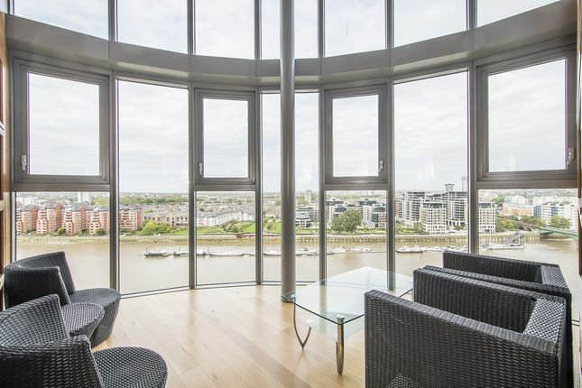 Thumbnail Flat to rent in Lombard Street, London