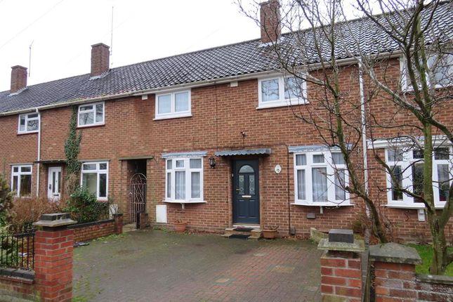 Thumbnail Terraced house for sale in Ipswich Road, Norwich