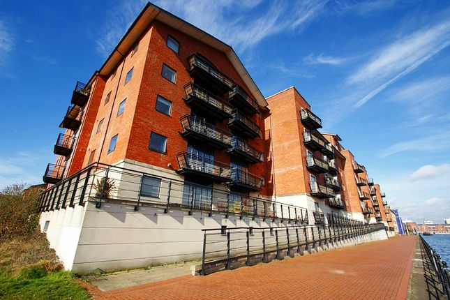 Thumbnail Flat to rent in Henke Court, Cardiff