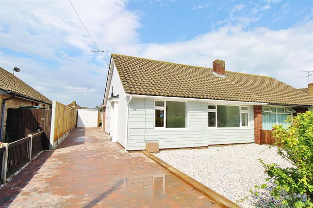 3 bed semi-detached bungalow for sale in Sadlers Close, Kirby Cross, Frinton-On-Sea CO13