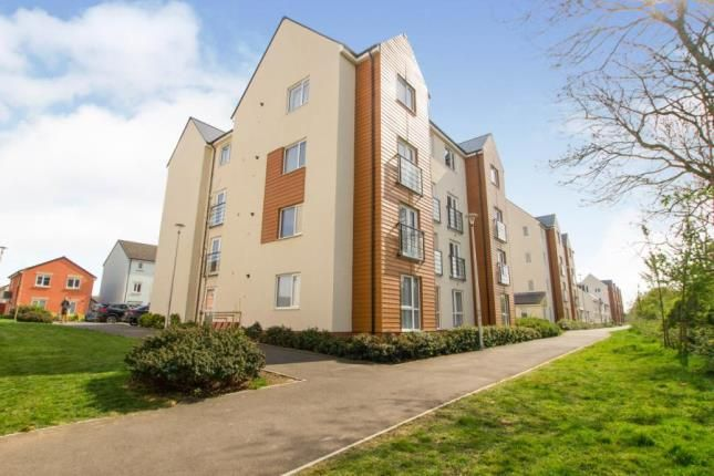 Thumbnail Flat for sale in Paper Mill Gardens, Portishead, North Somerset