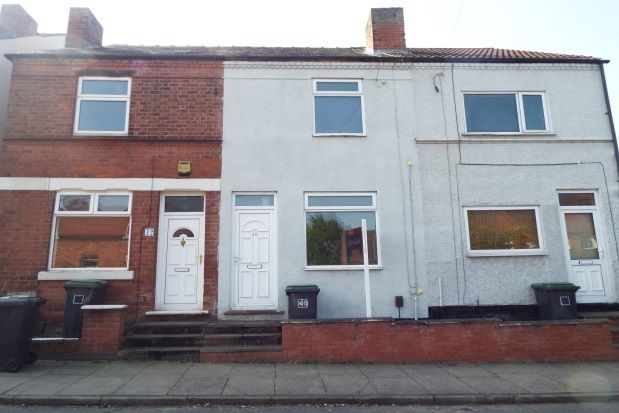 Thumbnail Terraced house to rent in Halls Road, Stapleford