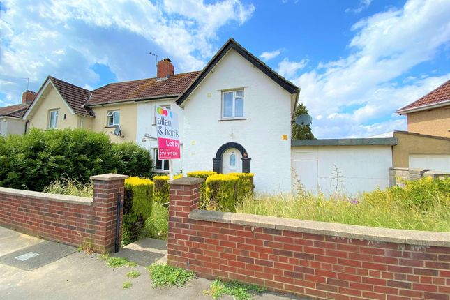 Thumbnail Semi-detached house to rent in Coleford Road, Southmead, Bristol